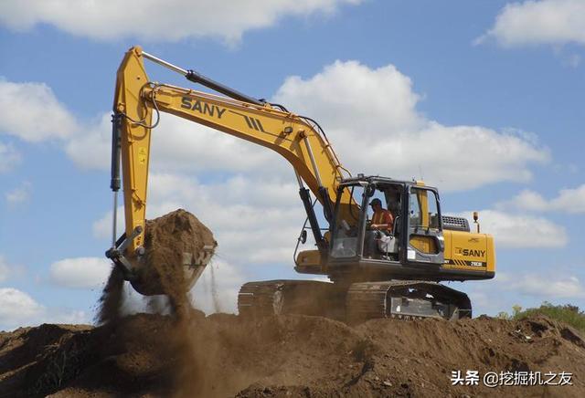 旺季时间延长 国内零部件抢购 挖机五月增速还要超50%?
