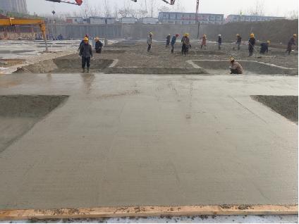 中铁有一个标准化示范建筑工地,看看他们做的怎么样