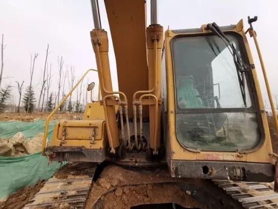大型基坑开挖
